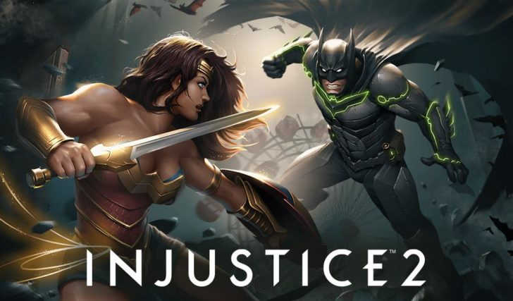 Injustice 2 now available, builds and improves on the first game