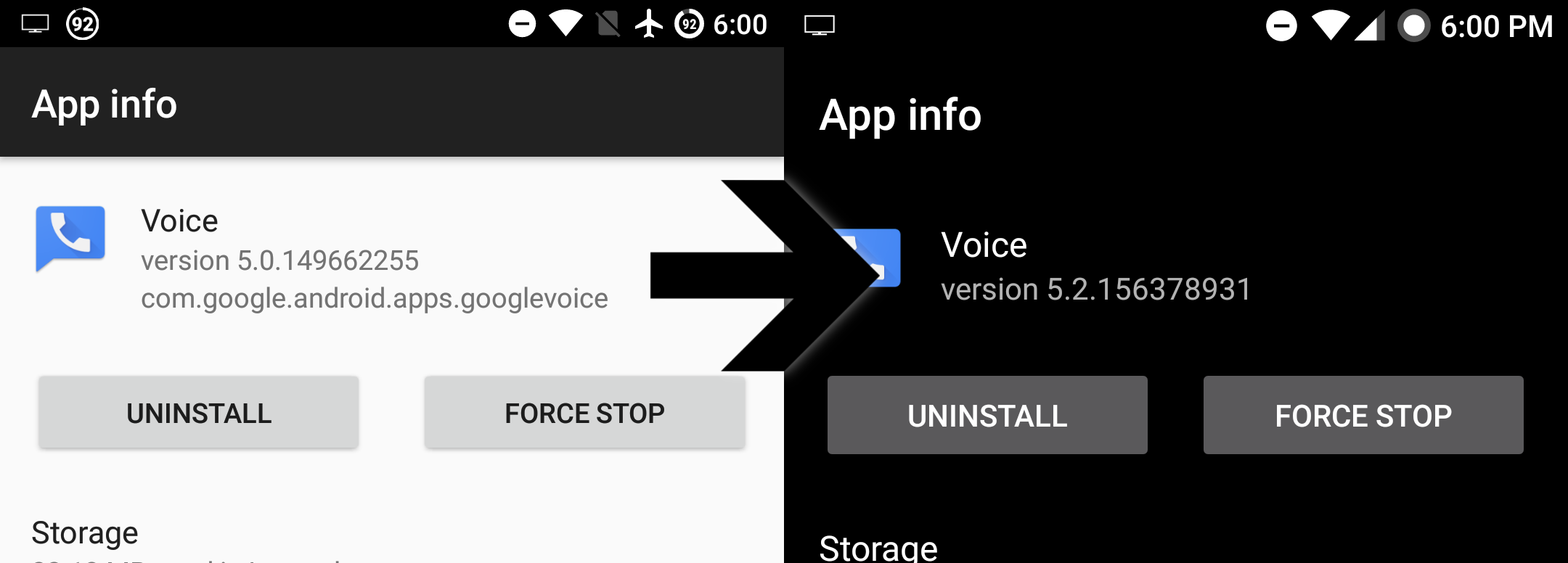 Google voice themes for android - It Seems The Last Few Months Were No Fluke And Google Is Committed To Keeping Voice Updated Now That It S Been Redesigned Out Of The Holo Era