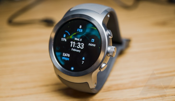 Verizon pulls its version of the LG Watch Sport, cancels recent orders