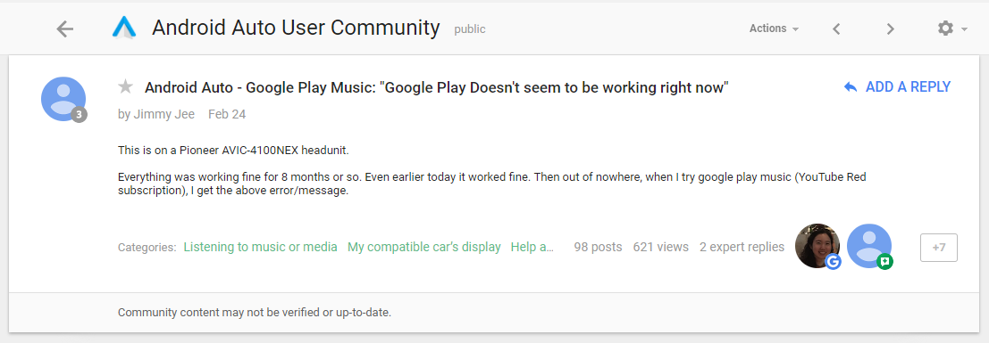 Not just you: Google Play Music isn't behaving in Android