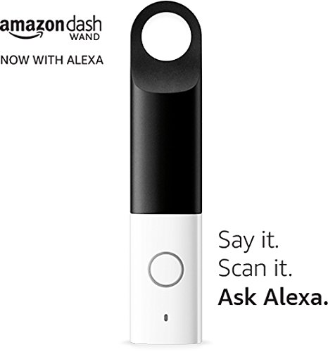 Amazon Dash Wand Powered By Alexa AI Launches For $20