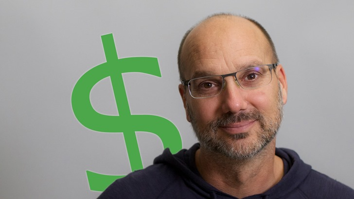 Andy Rubin Money Hero