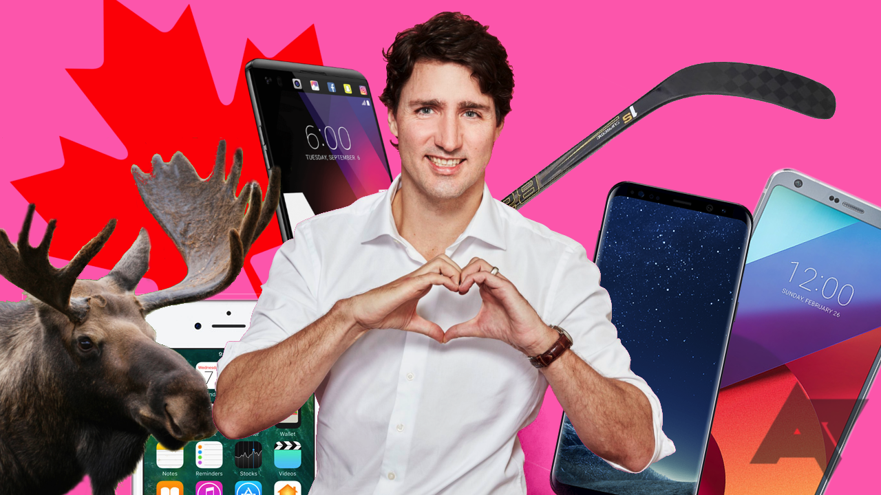 Locked phones and unlocking fees will be banned in Canada starting December 1st
