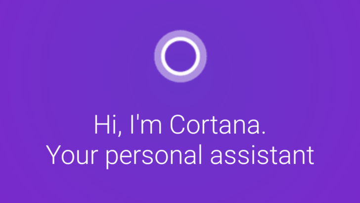 Cortana can now be set as the default assistant on your Android device