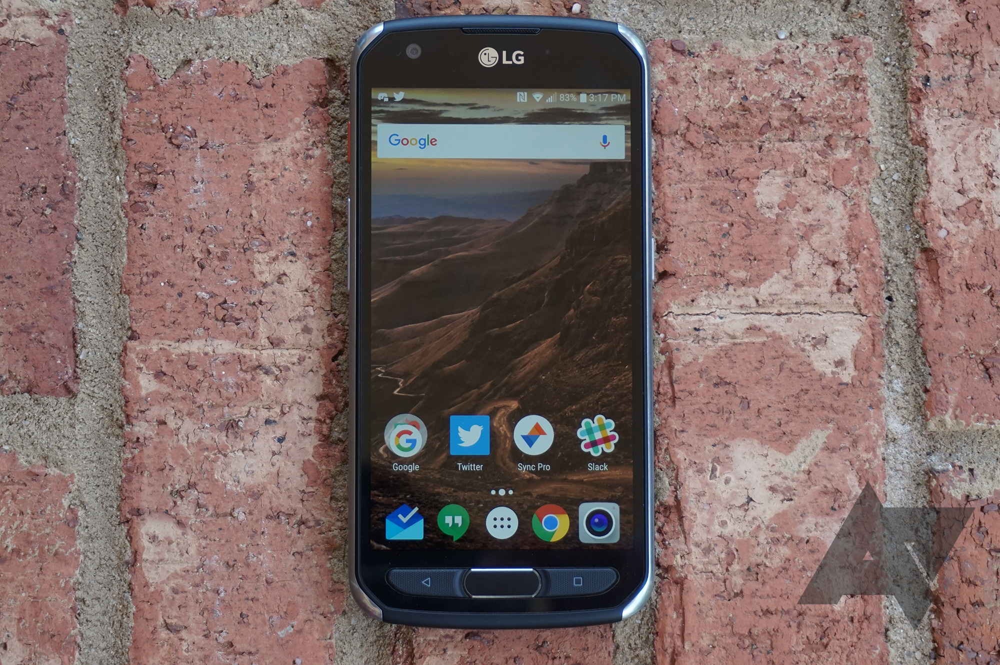 LG X Venture review: A very good mid-range phone that can