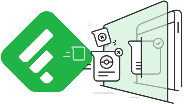 Feedly Filters Hero