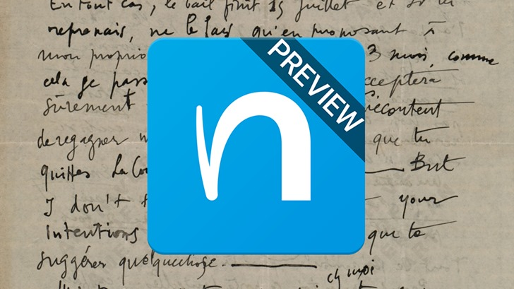 Update: Out of beta] MyScript Nebo is a handwriting recognition and