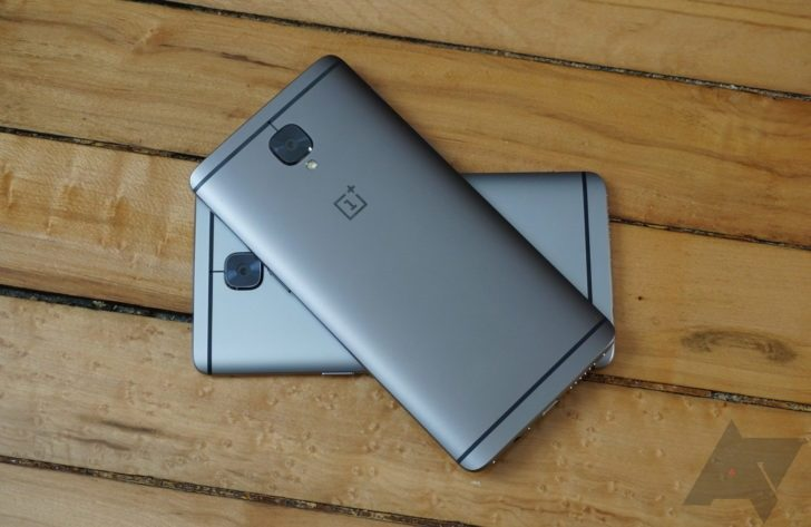 Android O Will Be Last Major Update For OnePlus 3, 3T