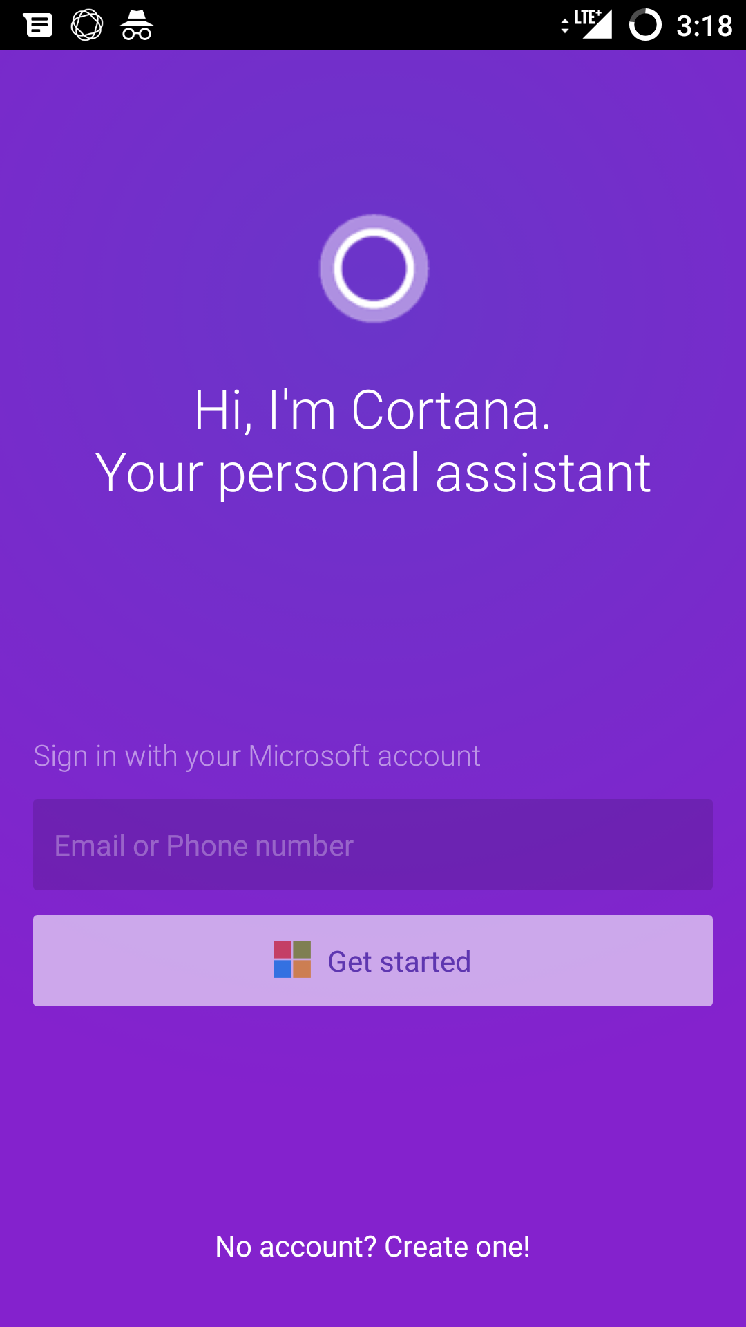 Cortana change your voice to mail - Previous