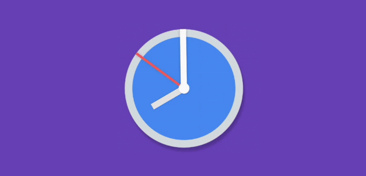 Android O will introduce an animated Clock app icon in launchers