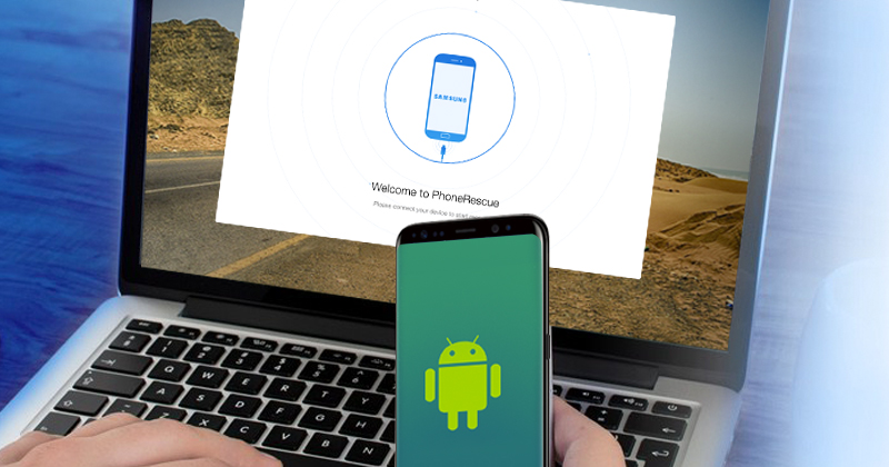 PhoneRescue will save your lost and deleted files, messages