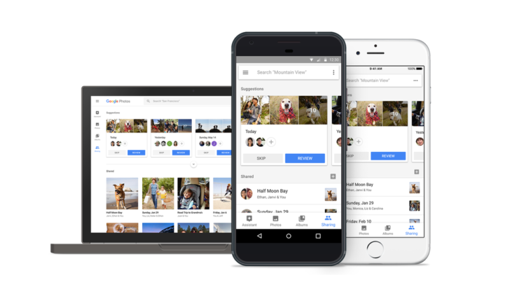 Google Photos new smart sharing features are here