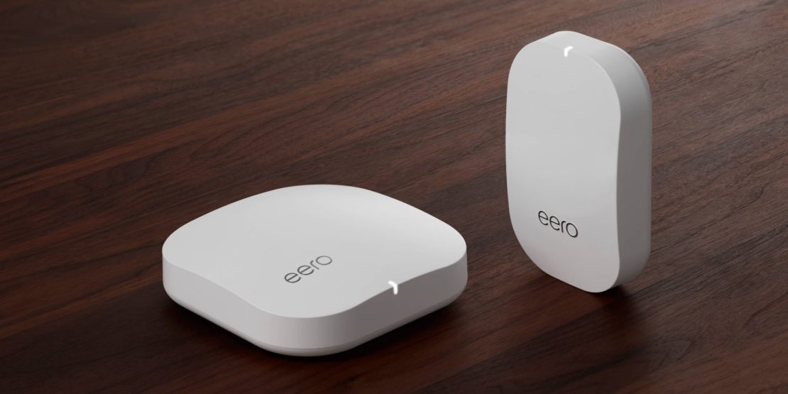 Amazon acquires eero, the company behind popular home mesh WiFi systems