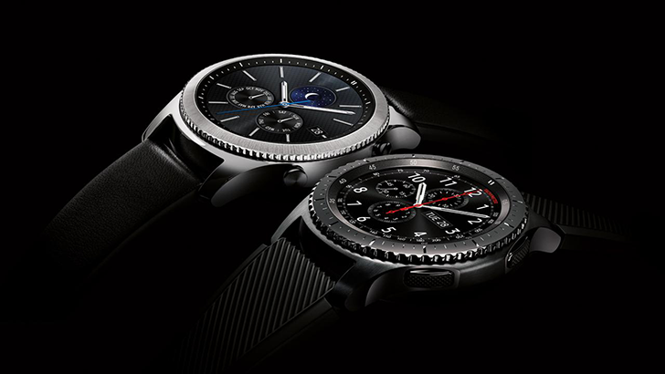 Samsung Gear S3 Classic LTE Land On Verizon