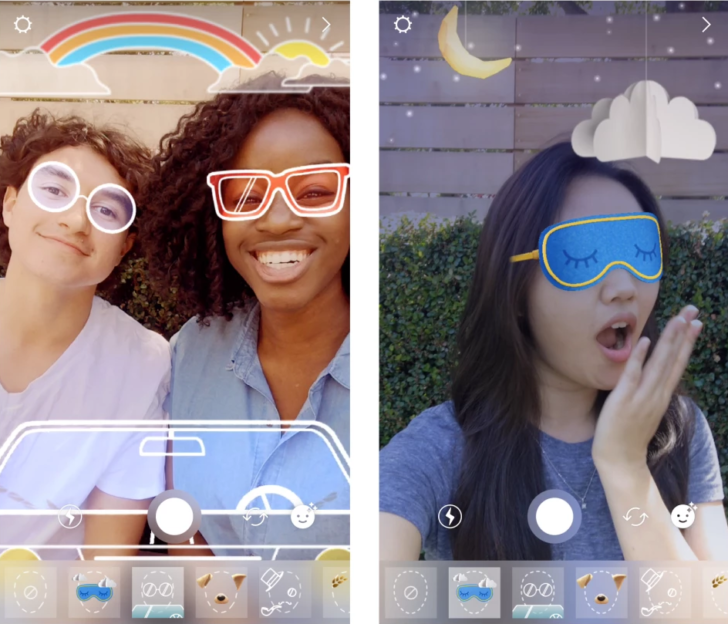 Face Tattoo Filter Instagram: Instagram Adds Face Filters For All Of Your Whimsical And
