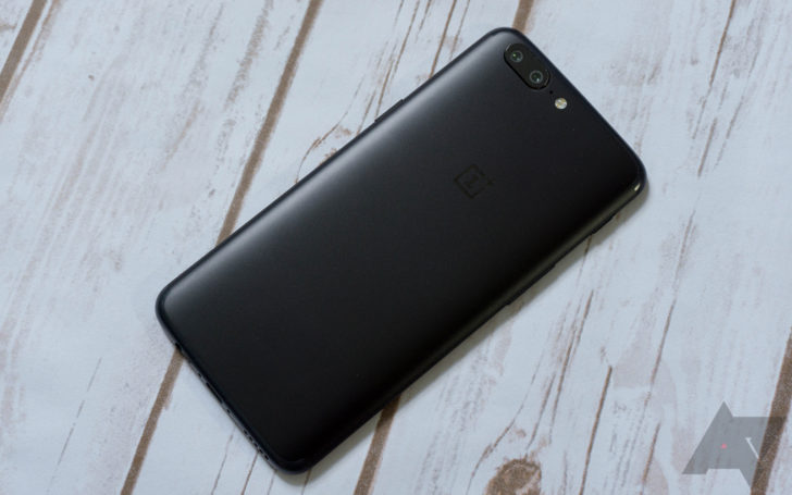 OnePlus starts rolling out OxygenOS 4.5.5 update for the OnePlus 5