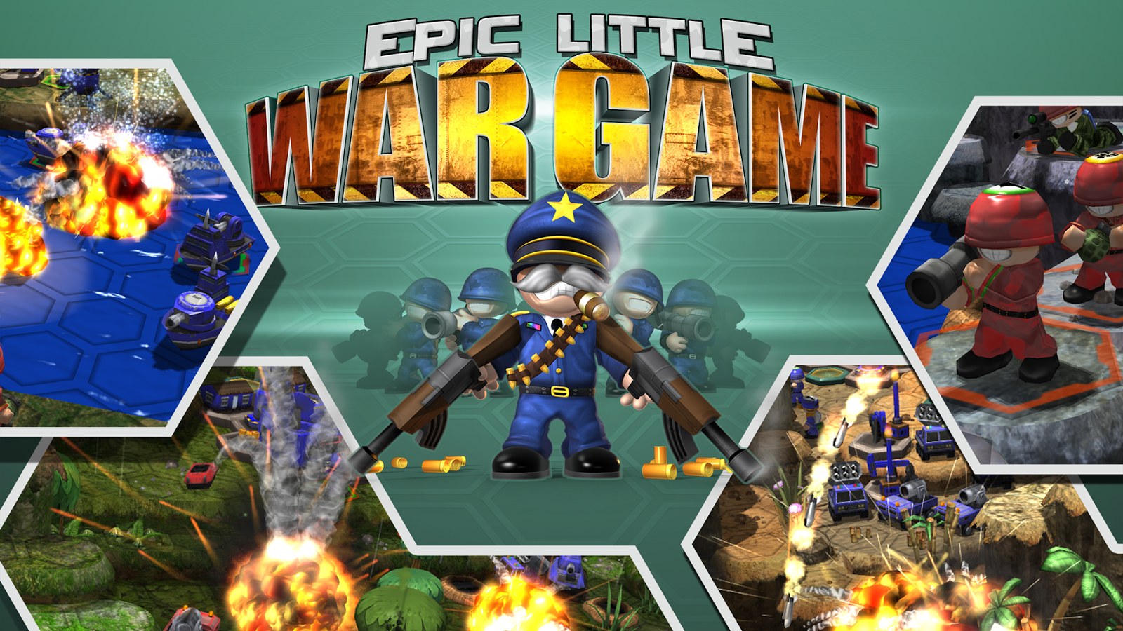 epic little war game is the first new title in the series in three