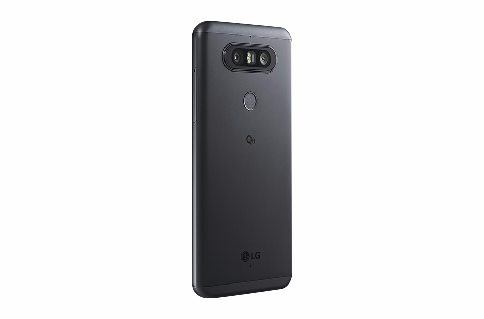 LG launches Q8- a miniature version of V20