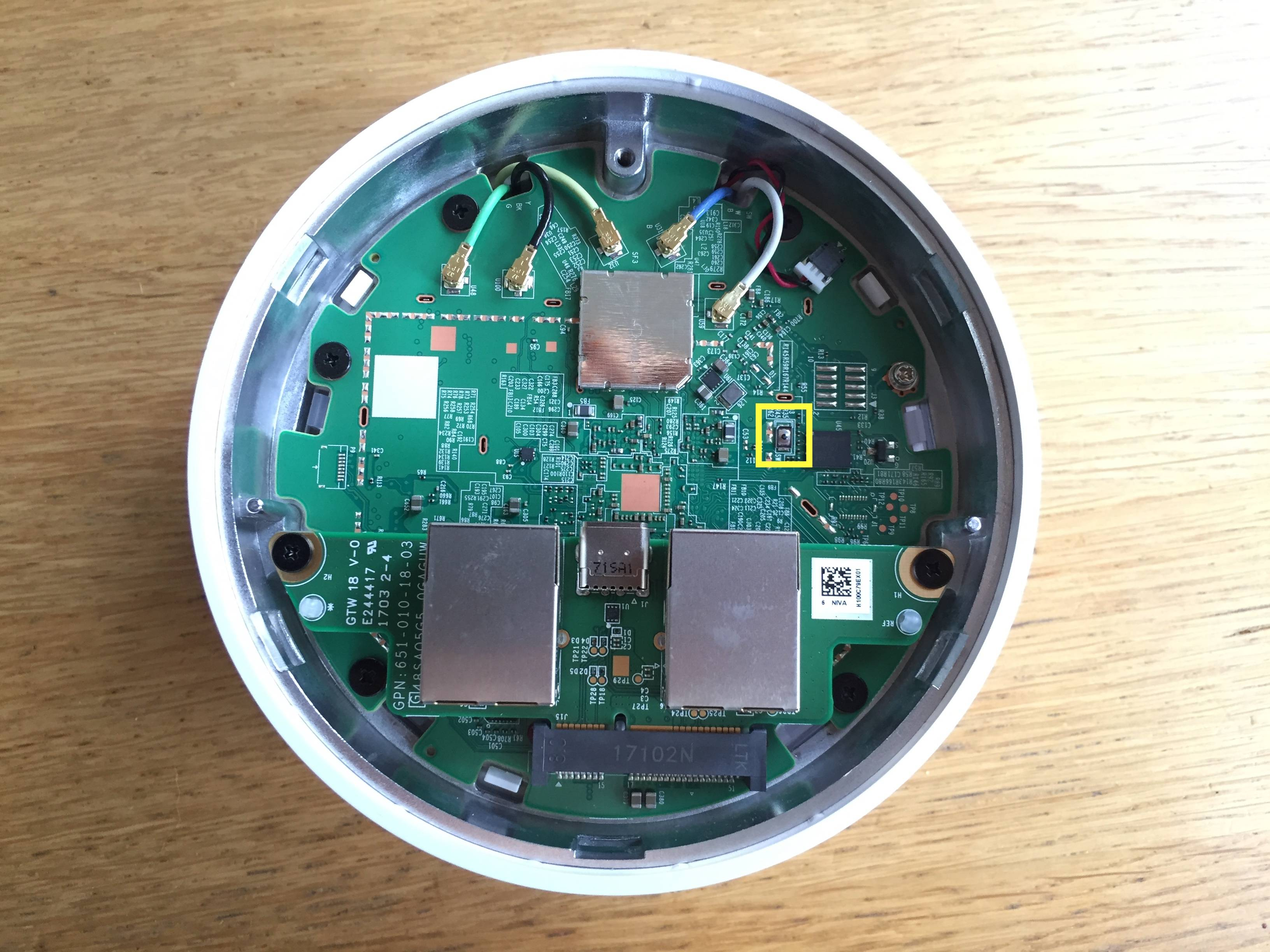The open source GaleForce project lets you root Google Wifi
