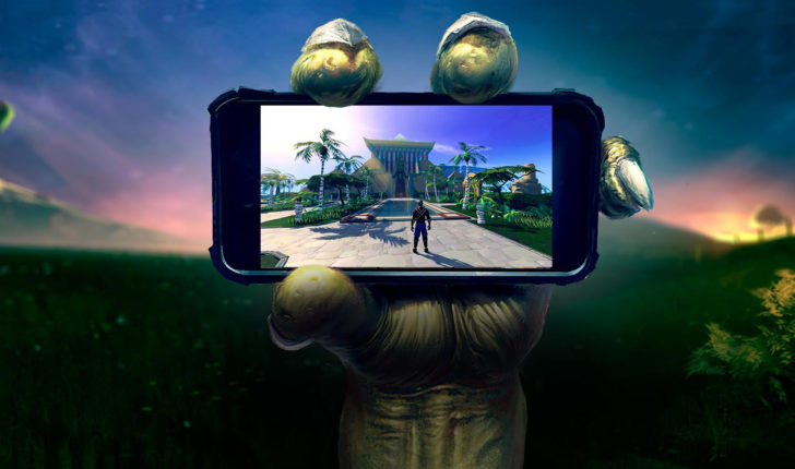 Runescape headed to mobile devices next year