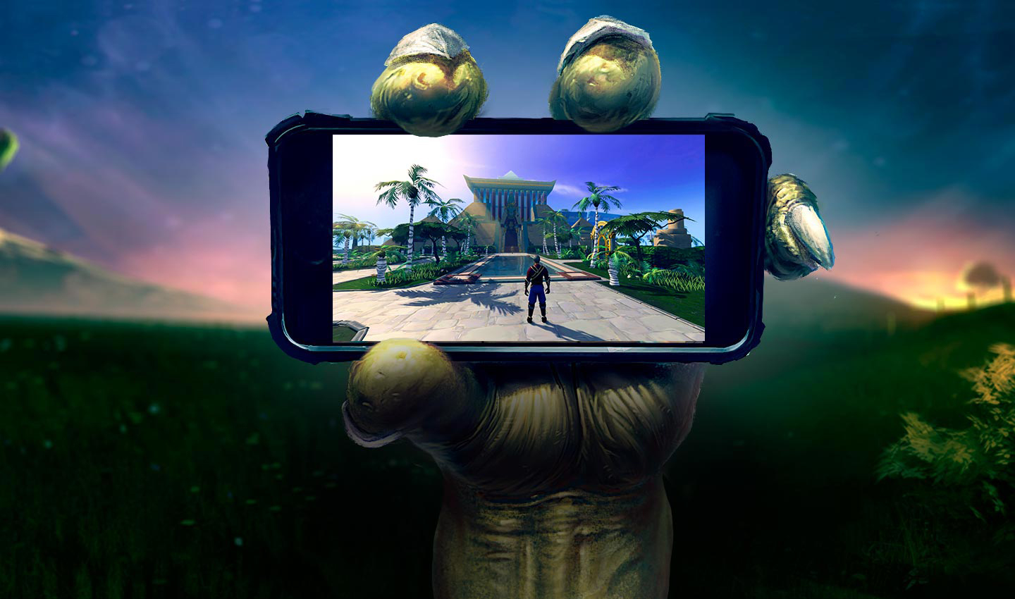 RuneScape and Old School RuneScape are coming to mobile devices