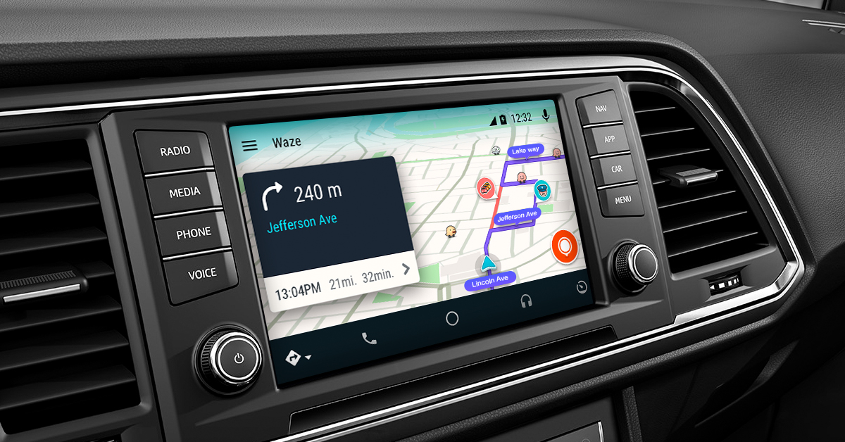 Over 400 cars and aftermarket stereo units have Android Auto