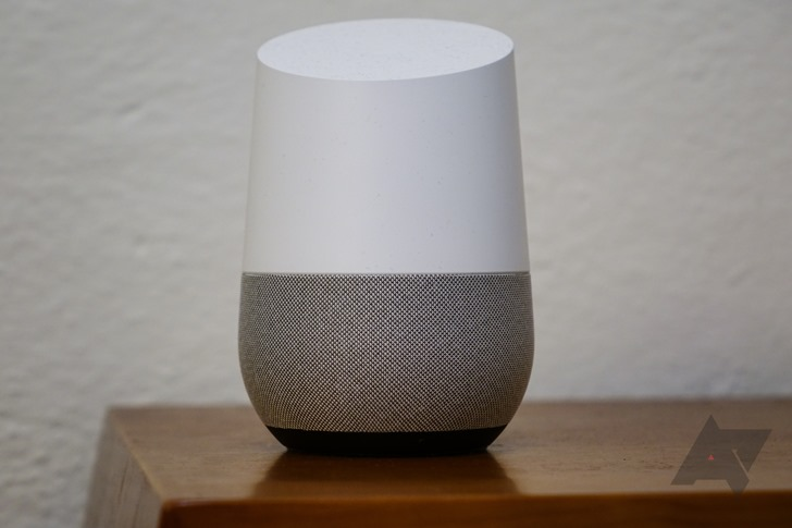 Weekend Poll: Do You Have a Google Home?