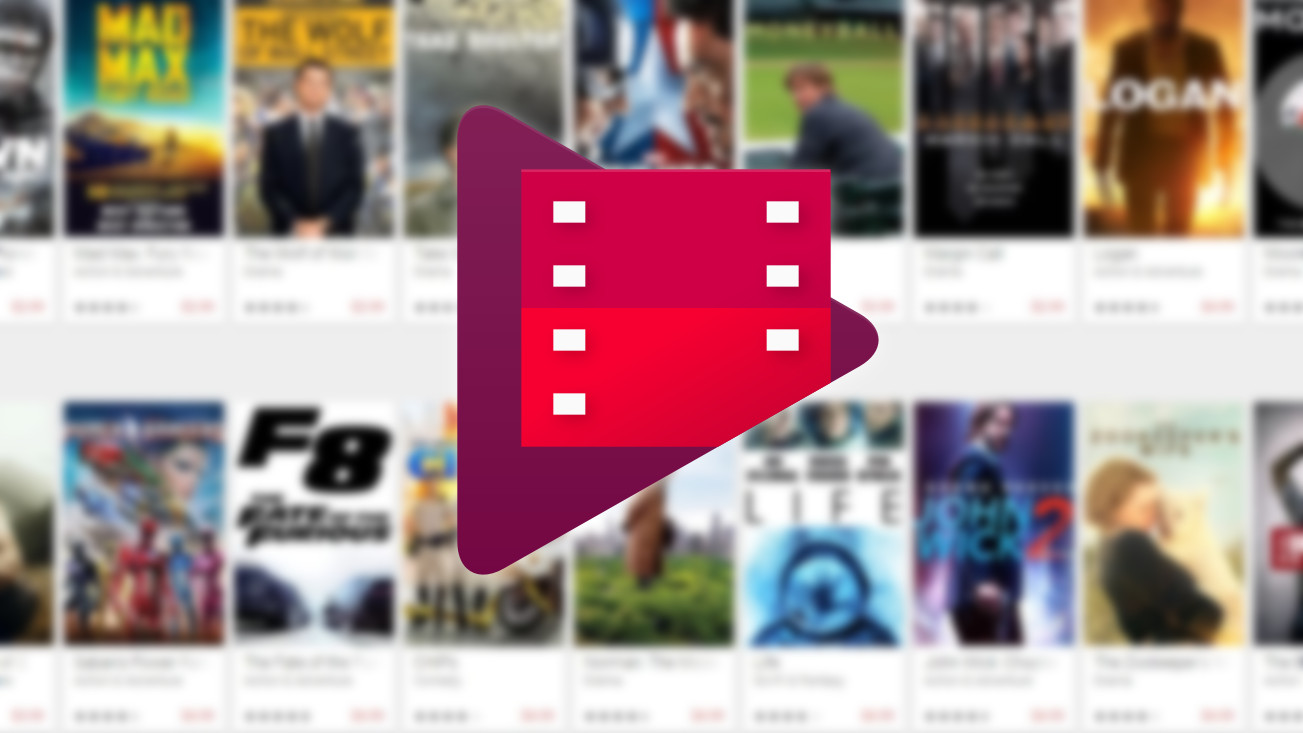 Google Play offers free 4K film upgrades, drops prices