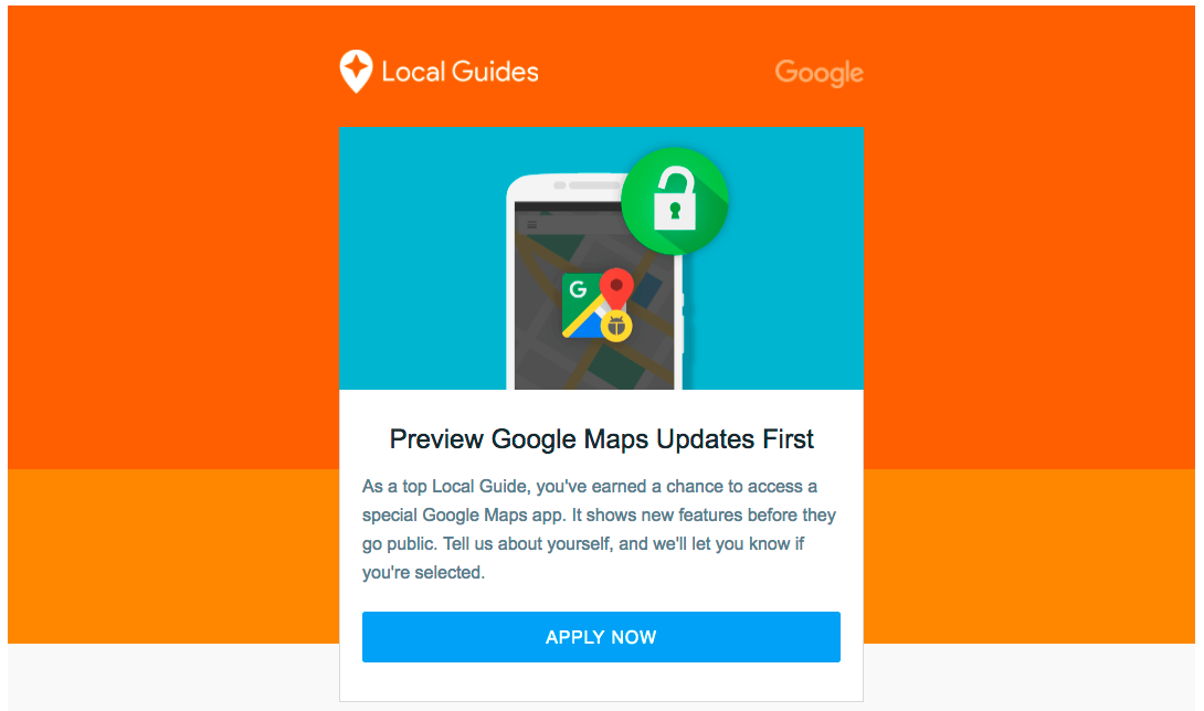 Level 6+ Local Guides can apply to preview new Google Maps ... on search maps, msn maps, gppgle maps, android maps, gogole maps, road map usa states maps, aerial maps, googie maps, googlr maps, microsoft maps, online maps, stanford university maps, ipad maps, iphone maps, waze maps, bing maps, topographic maps, goolge maps, amazon fire phone maps, aeronautical maps,