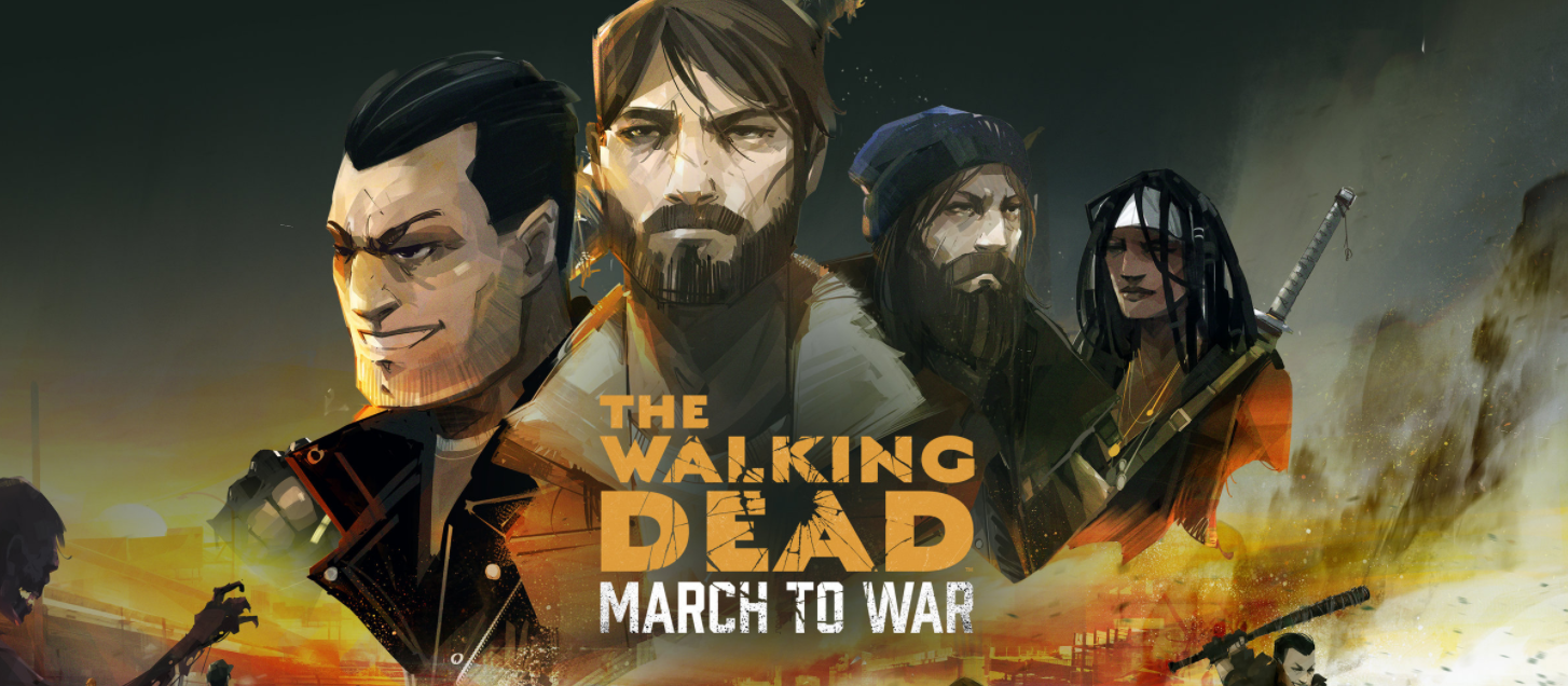 [Hands-on] The Walking Dead: March to War, a beautiful ...