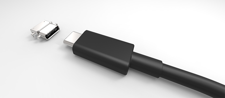 USB 3.2 spec announced with double the speed for existing Type-C SuperSpeed..