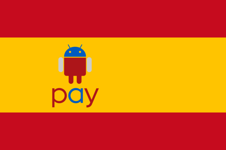 Ole, Android Pay. Google's mobile wallet lands in Spain