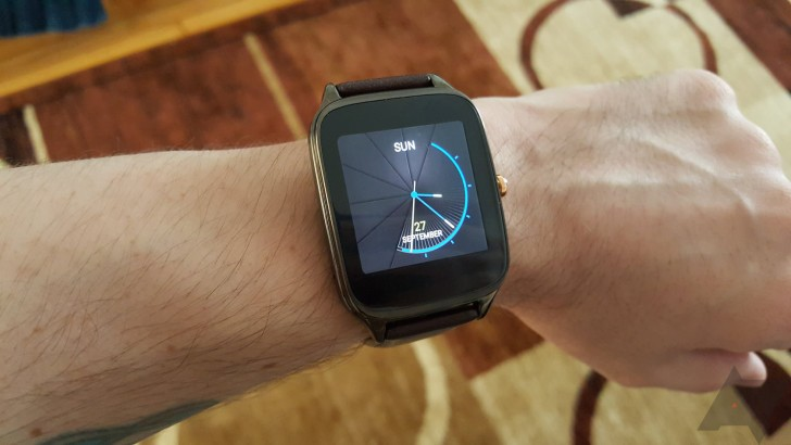 Android Wear 2.0 is rolling out to the Asus ZenWatch 2 (1 ...