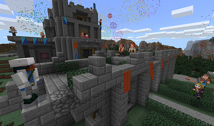 Microsoft in Talks With Sony About Minecraft Cross-Play on PS4