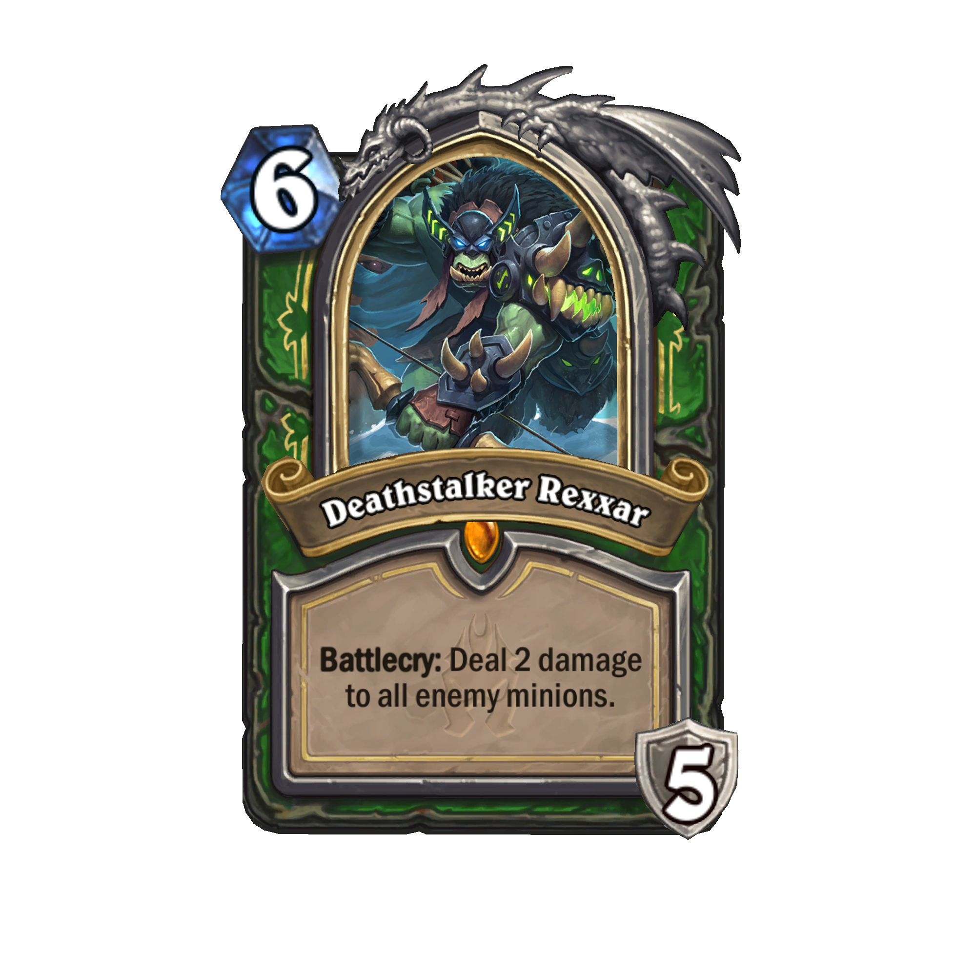 Blizzard announces the latest Hearthstone expansion, Knights