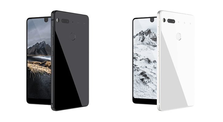 Amazon and Best Buy will be retail launch partners for Essential Phone