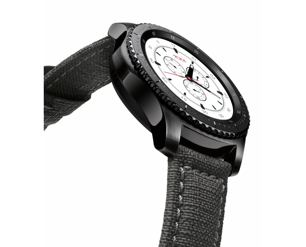Samsung launches the Gear S3 TUMI Special Edition smartwatch for $449.99