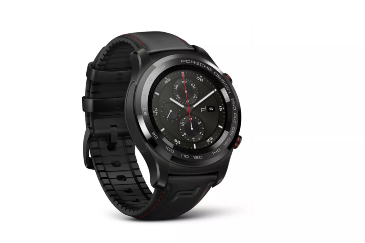 Porsche Design Huawei Watch 2 launches today for the princely sum of ?795 ($925) in Europe