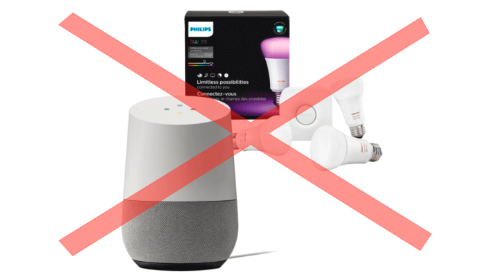 Multiple Google Home users are reporting issues with Philips Hue light bulbs