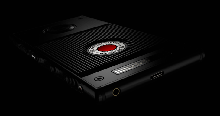 Hydrogen One Is Camera Maker Red's First Smartphone