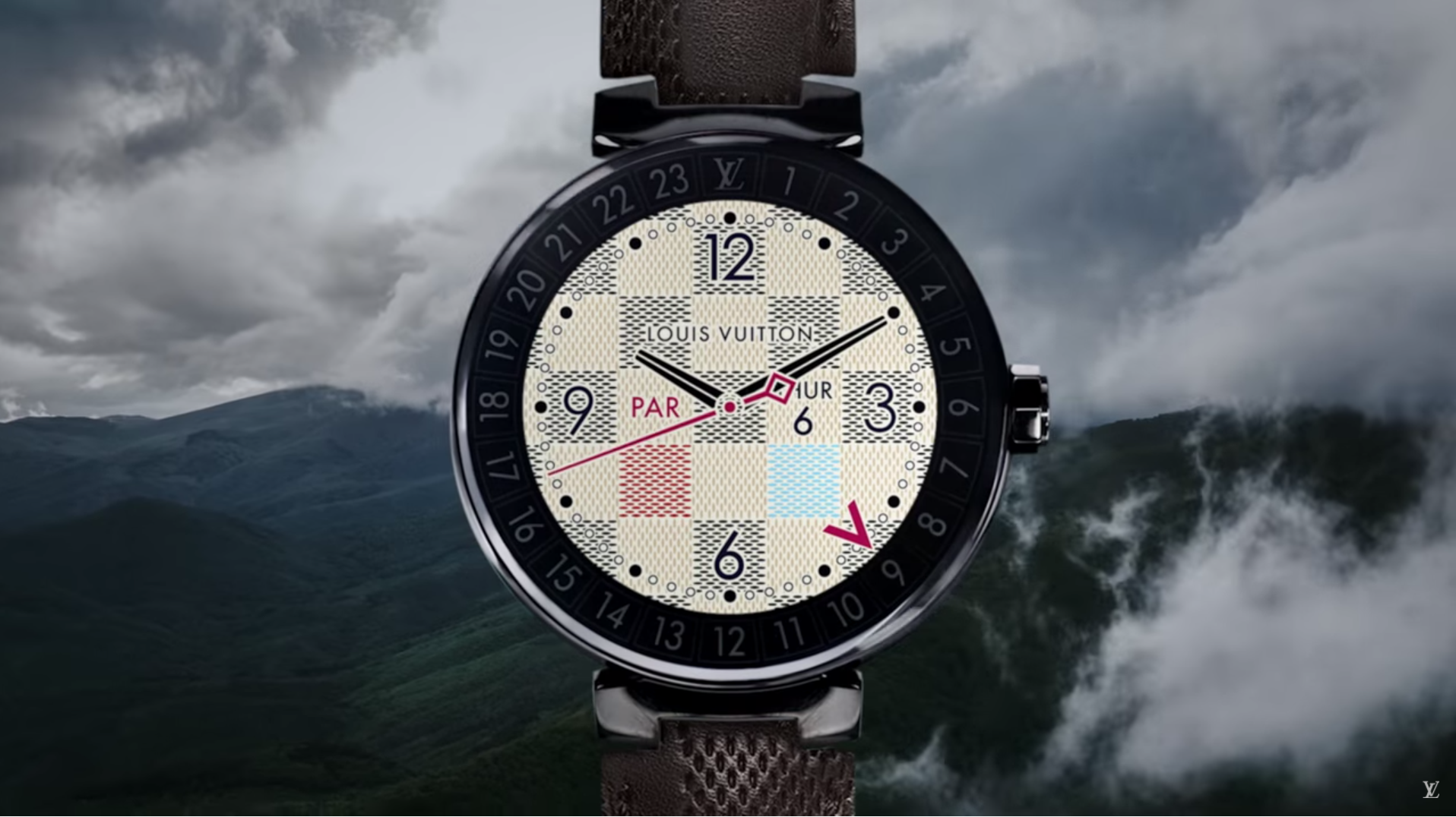 a7497a3adaeb Louis Vuitton announces the Tambour Horizon Android Wear watch ...