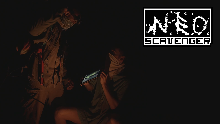 Post-apocalyptic survival RPG 'NEO Scavenger' just snuck