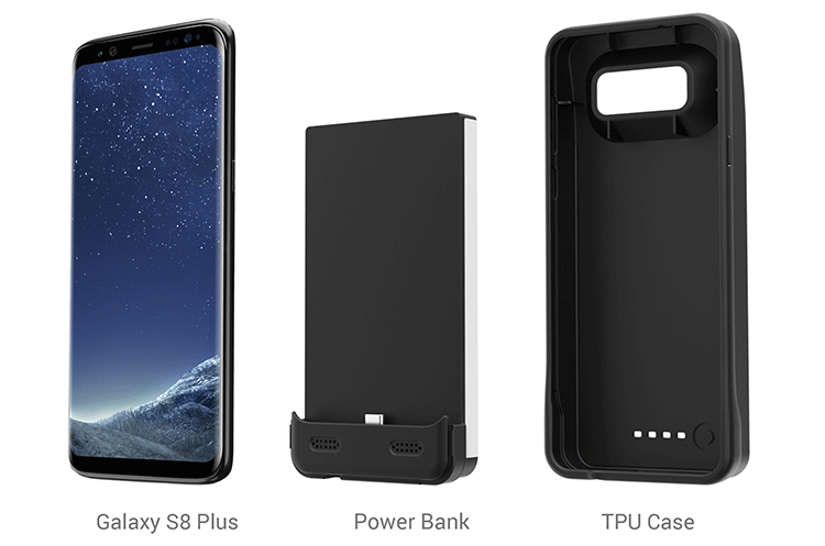 best service 54bbc 40aec ZeroLemon releases battery cases for the Samsung Galaxy S8/S8+ and LG G6