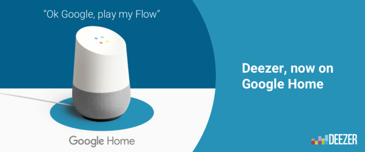 Deezer now works with Google Home in Germany and France, coming to the..