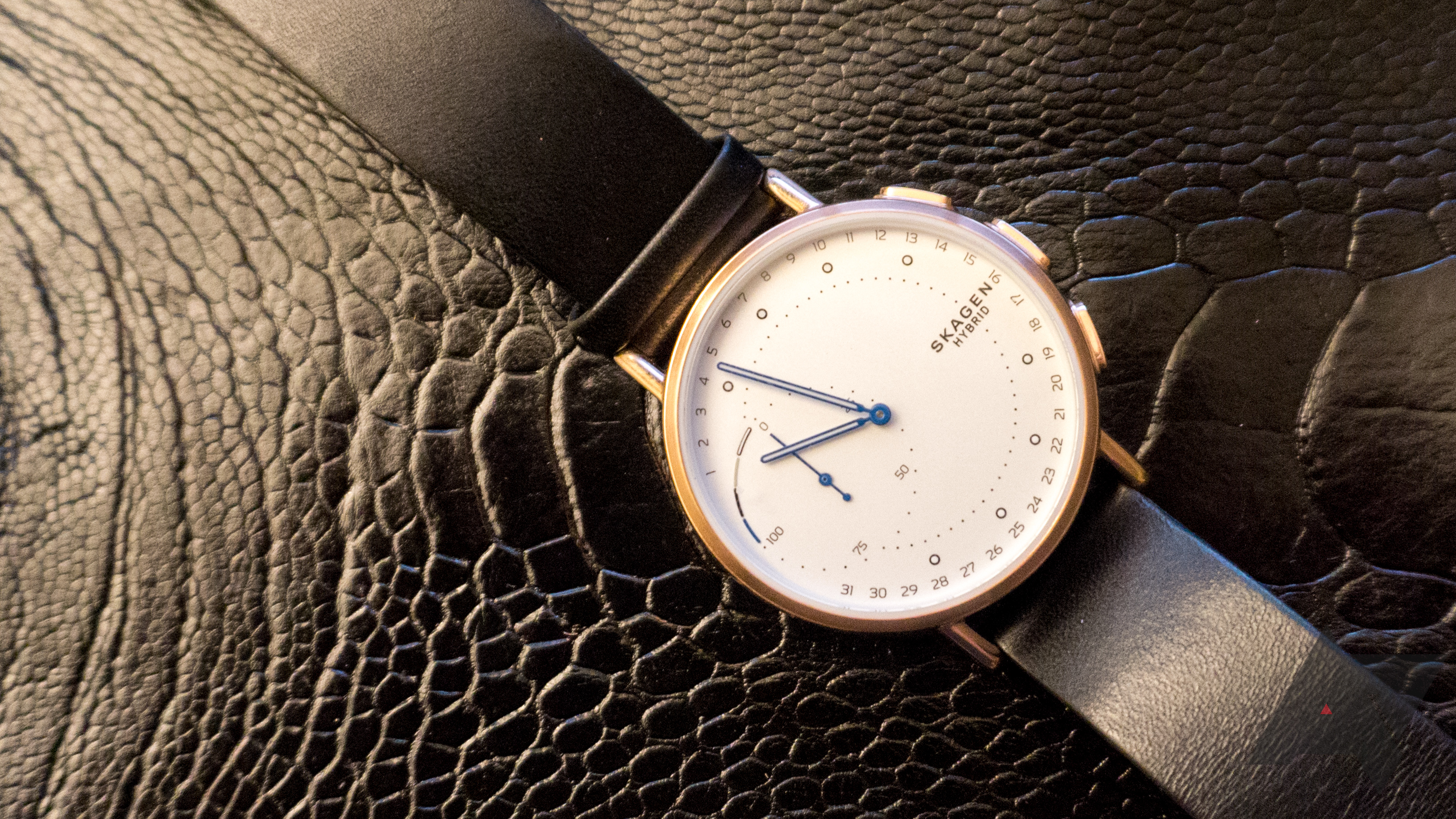 39bef264d98 Skagen Connected Signatur Hybrid review  Limited smartwatch functionality  in an attractive package