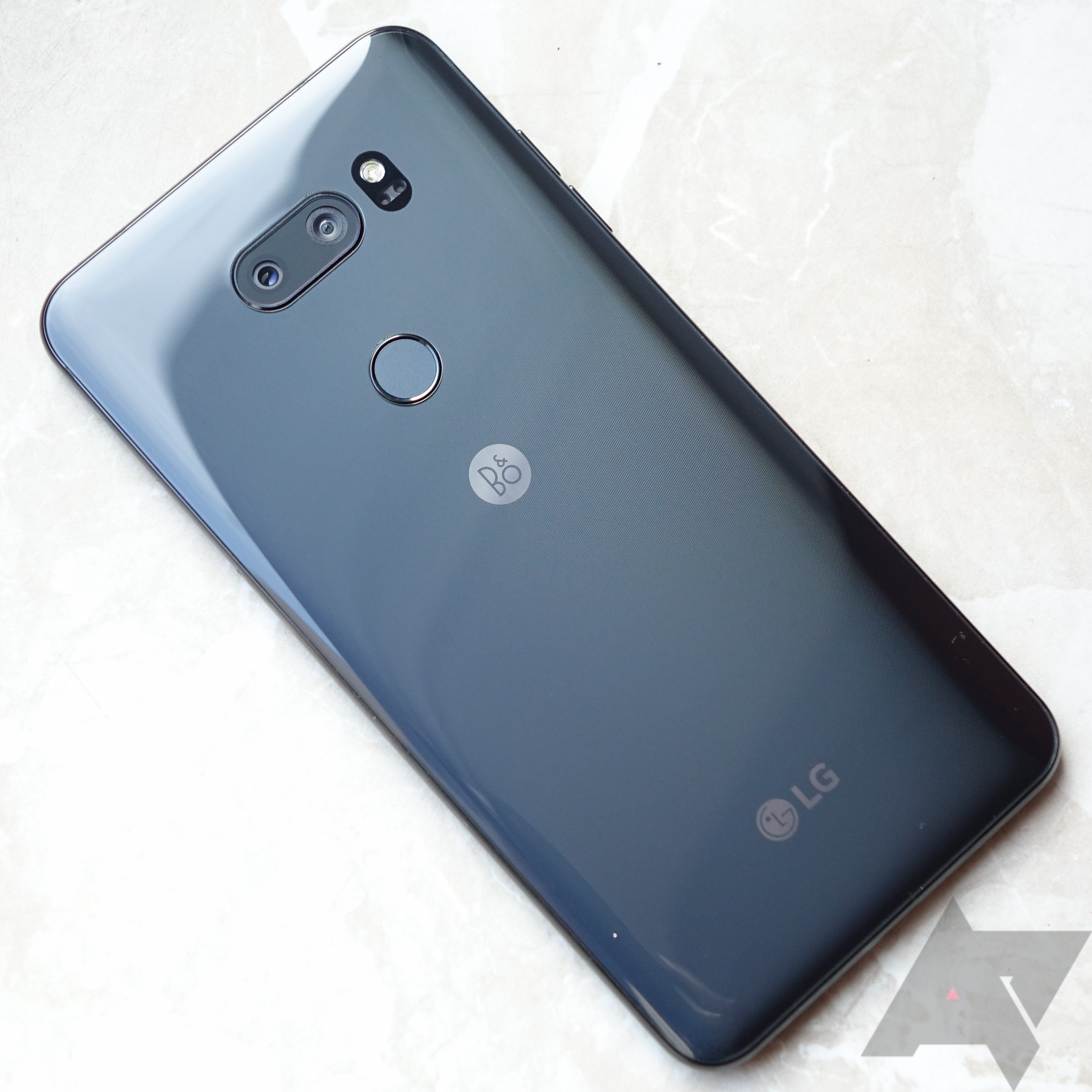 LG V30 first impressions: A bigger and very noticeably better G6