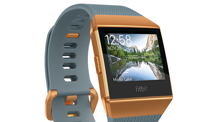 Fitbit announces its first smartwatch, the Ionic, along with