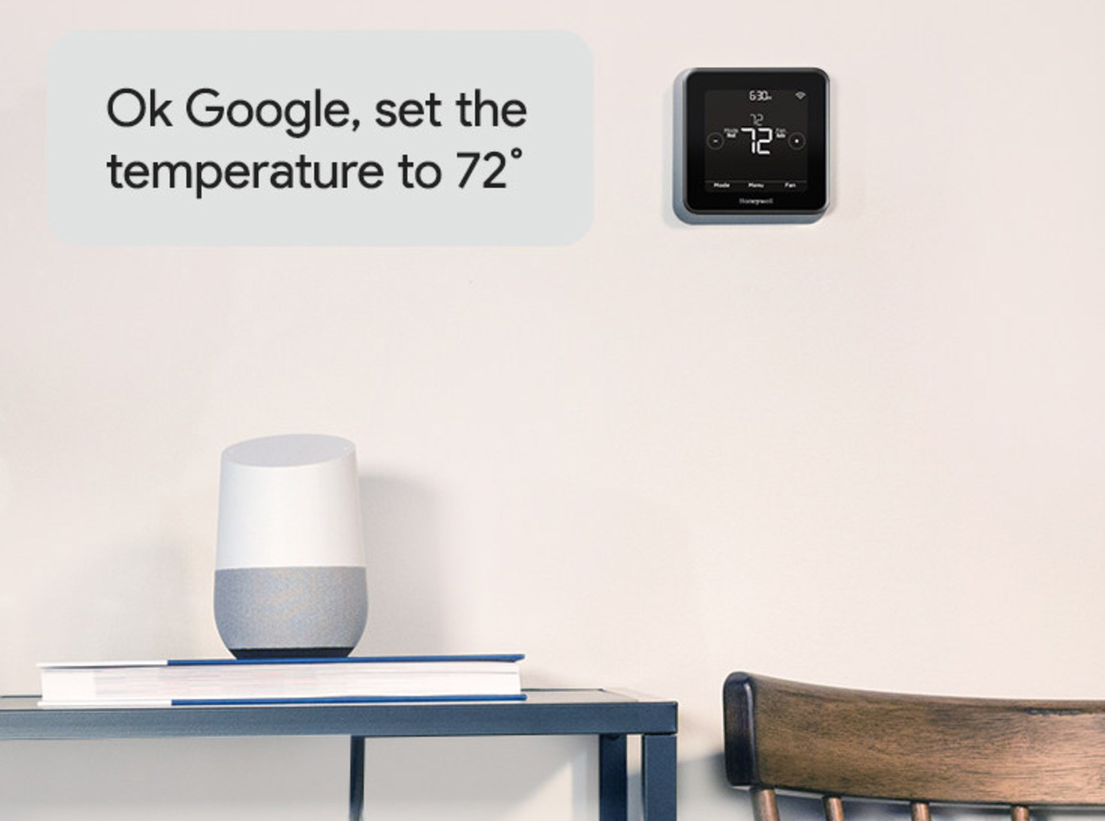 Honeywell smart thermostats now support Google Assistant