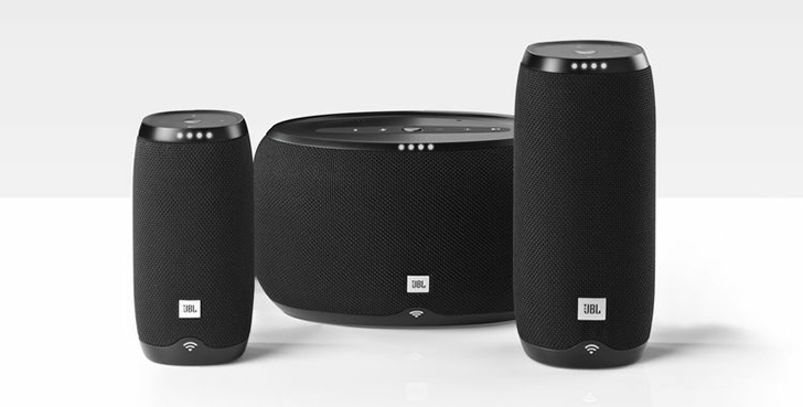 JBL introduces three smart speakers with Google Assistant