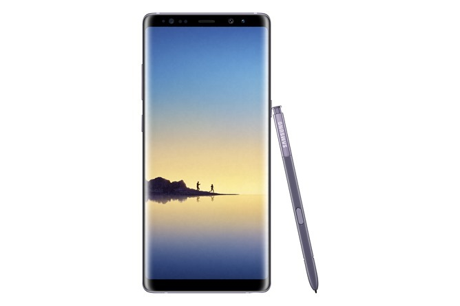 Surprise: The Galaxy Note 8 just leaked again